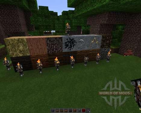 Hammerite [64x][1.7.2] para Minecraft