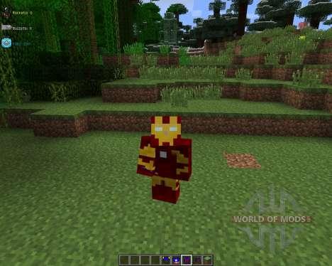 Super Heroes [1.6.2] para Minecraft
