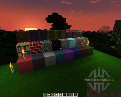 Flat Craft [32x][1.7.2] para Minecraft