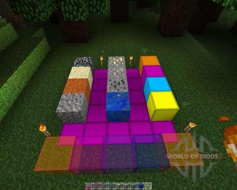 Mental Pixel Pack [32x][1.7.2] para Minecraft