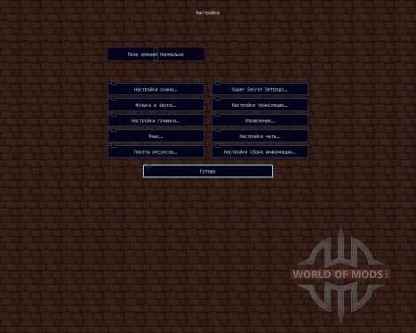 Aedena Pack [32x][1.8.1] para Minecraft