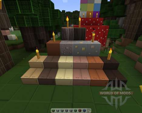 Simplex - Revived [64x][1.8.1] para Minecraft