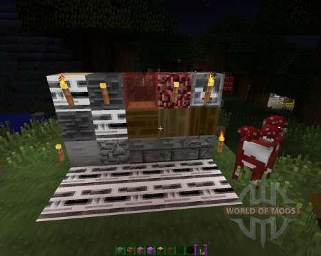 Bucket Respurce [16x][1.7.2] para Minecraft