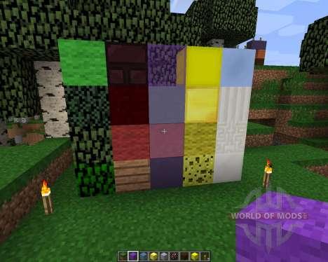 Plix Texture Pack [16x][1.8.1] para Minecraft