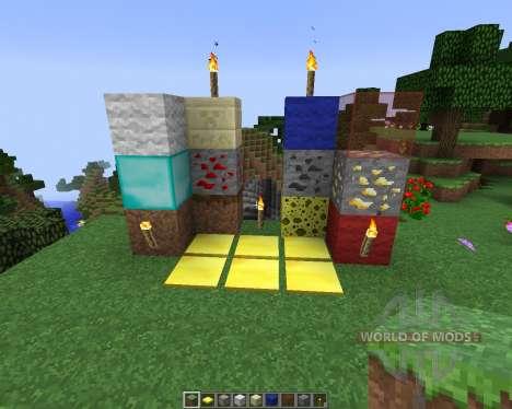 Holy Cube [16x][1.7.2] para Minecraft