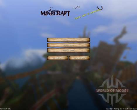 Moray Medieval-Victorian [256x][1.8.1] para Minecraft