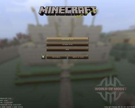 RuneScape [128x][1.7.2] para Minecraft