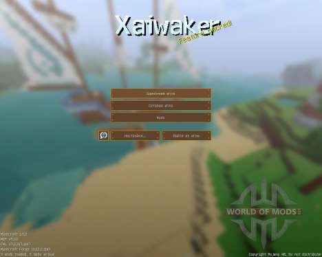 Xaiwaker [32x][1.7.2] para Minecraft