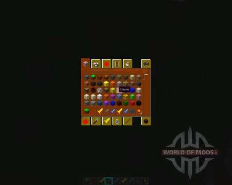 The mitchell mega pack [16x][1.7.2] para Minecraft
