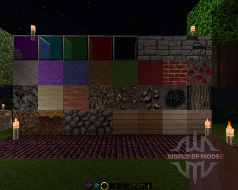 Zaroxite Craft [32x][1.8.1] para Minecraft