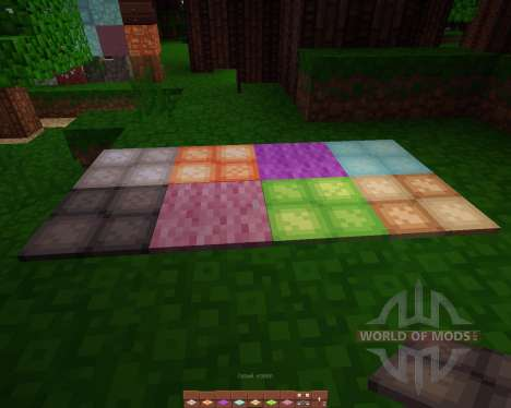 Quadral [16x][1.8.1] para Minecraft