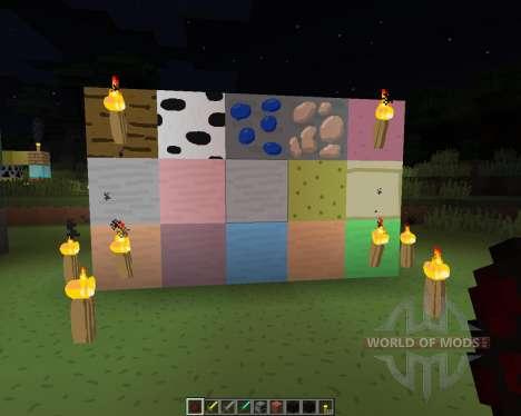 Basta con Dibujar [128х][1.8.1] para Minecraft