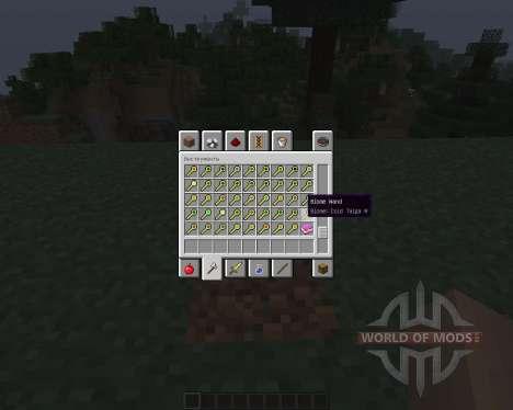 Biome Wand [1.7.2] para Minecraft