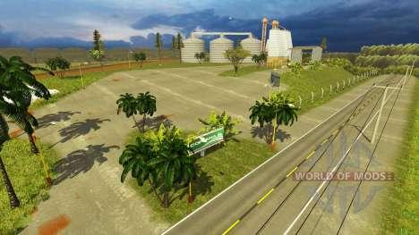 Minas v3.2 para Farming Simulator 2015