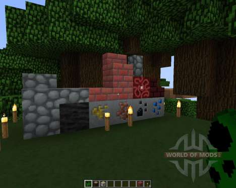 Peace Dimension [32x][1.7.2] para Minecraft