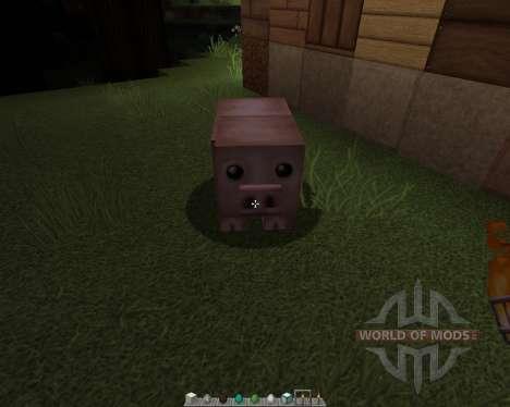 Persistence [128x][1.8.1] para Minecraft
