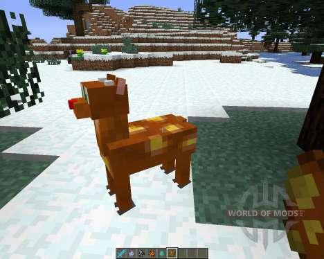 Glacia Dimension [1.6.2] para Minecraft
