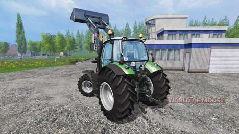 Deutz-Fahr Agrotron 120 Mk3 v2.0 para Farming Simulator 2015
