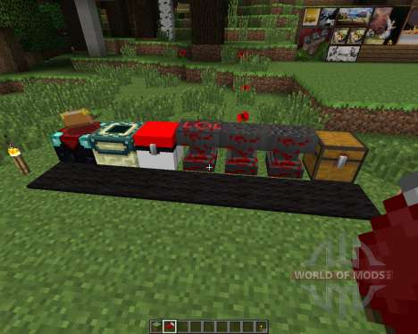 Stwante [16x][1.7.2] para Minecraft