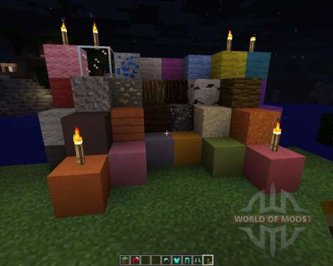 Enhanced [16x][1.7.2] para Minecraft