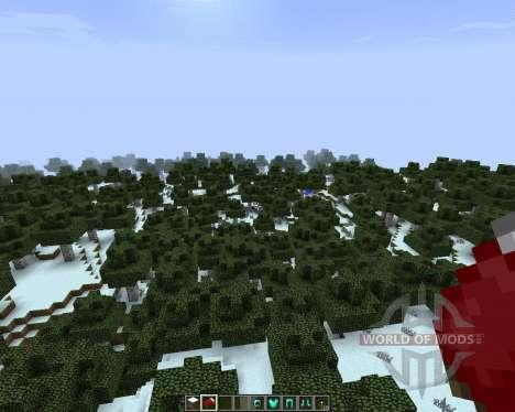 TX97 Christmas [16x][1.7.2] para Minecraft