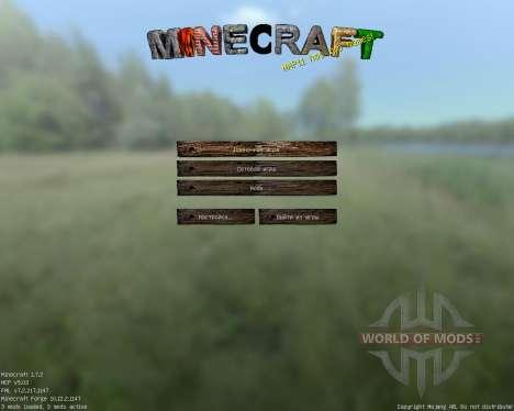 Ravands realistic [32x][1.7.2] para Minecraft