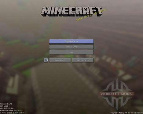 Werian [64x][1.7.2] para Minecraft