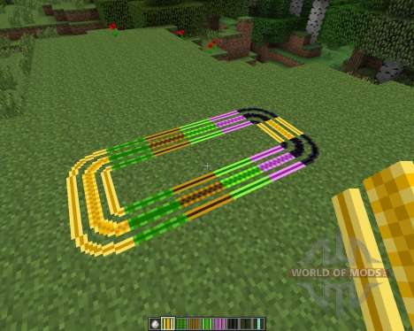 Expanded Rails [1.7.2] para Minecraft