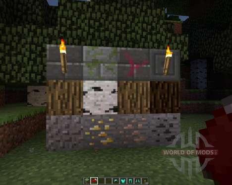 Dungeons [16x][1.7.2] para Minecraft