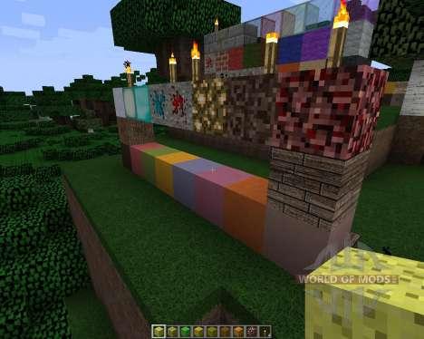Tim10erys Realista [128х][1.8.1] para Minecraft