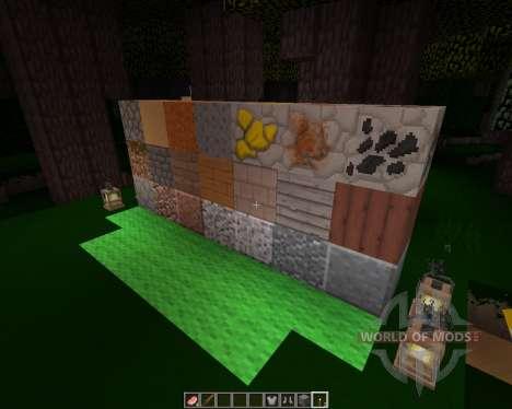 Guijarros [32х][1.8.1] para Minecraft