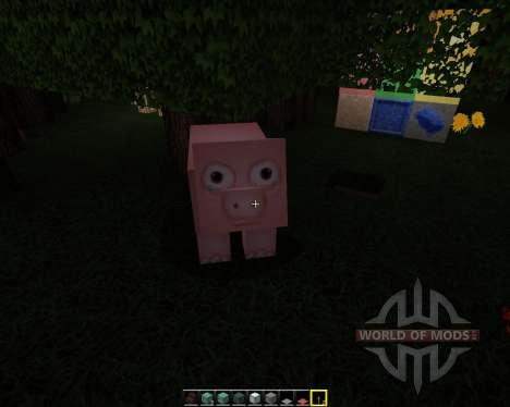 Awake Realism [128x][1.8.1] para Minecraft