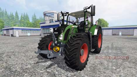 Fendt 724 Vario SCR v2.0 para Farming Simulator 2015