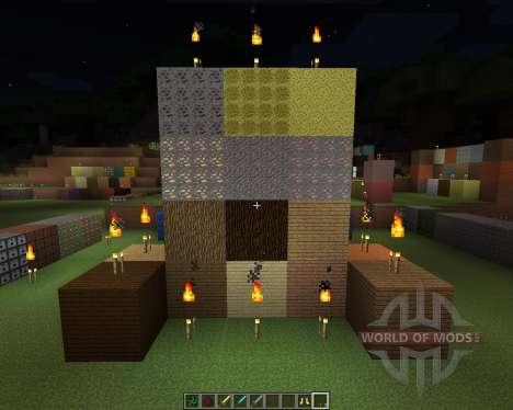 16x más grande [16х][1.8.1] para Minecraft