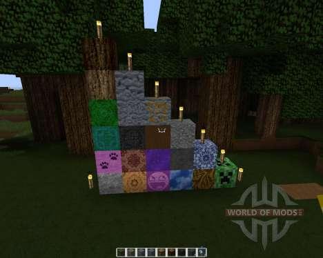 La absolución [128х][1.8.1] para Minecraft