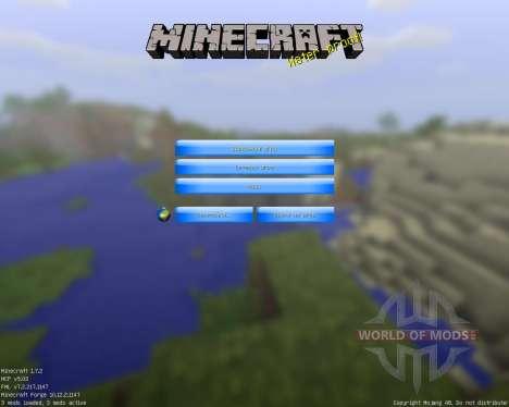 Very Simple [32x][1.7.2] para Minecraft