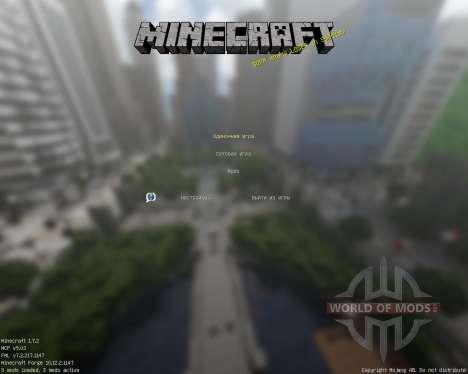 HRF [256x][1.7.2] para Minecraft