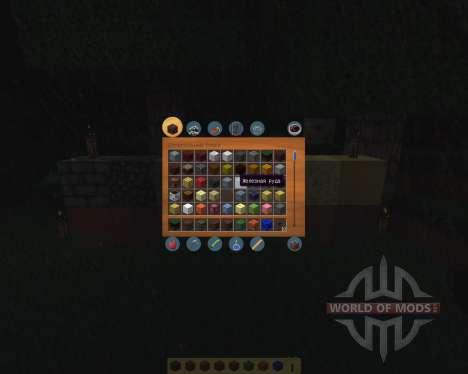 SRDs Chromatose [64x][1.8.1] para Minecraft