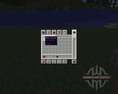 Whole Tree Axe [1.6.2] para Minecraft