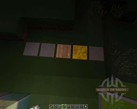 StarkCraft [16х][1.8.1] para Minecraft