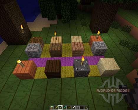 Towny Craft [16x][1.7.2] para Minecraft