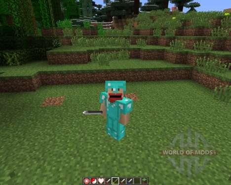 Touhou Items [1.6.2] para Minecraft
