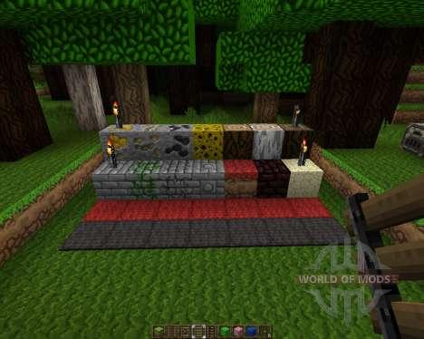 ElvelandLight [32x][1.7.2] para Minecraft