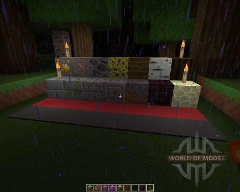 Rezupack [32x][1.7.2] para Minecraft
