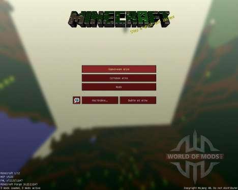 Pixelpack Charliewolves1 [16x][1.7.2] para Minecraft