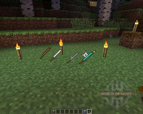 CraftedNinja [16x][1.7.2] para Minecraft