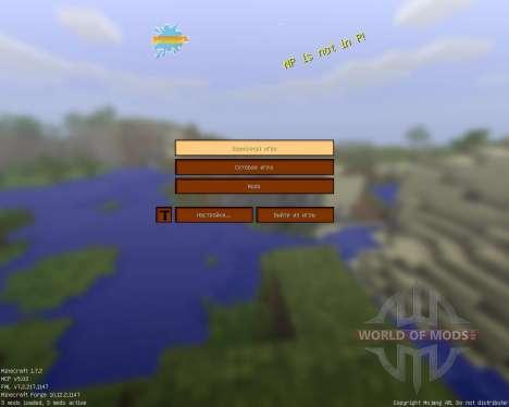 Xiticraft Simplistic pack [16x][1.7.2] para Minecraft