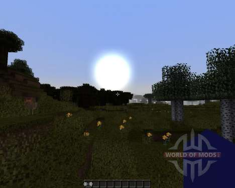 Skyrim Paquete de Recursos [32х][1.8.1] para Minecraft
