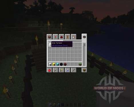 More Furnaces [1.6.2] para Minecraft