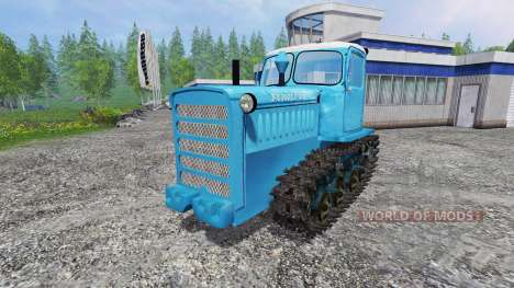 DT-75 Kazajstán para Farming Simulator 2015